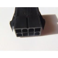 8 Pin Erkek Konnektör (CPU)