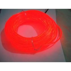 Kırmızı Neon (3 Metre - 2,3 mm)