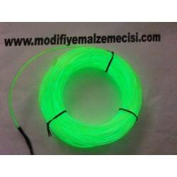 Yeşil Neon (3 Metre - 2,3 mm)