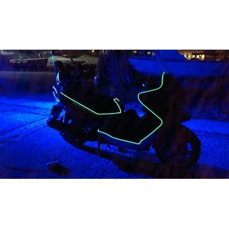 Yeşil Neon (Çıkıntılı) (3 Metre - 2,3 mm)
