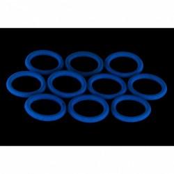 Phobya G1/4 0 Ring - UV Mavi