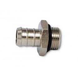 "EK-12mm (1/2"") G3/8 Barb Rakor - Silver"