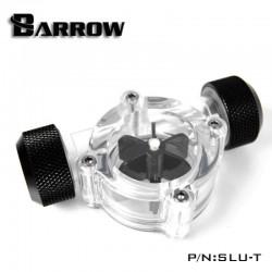 Barrow Flowmeter - Siyah
