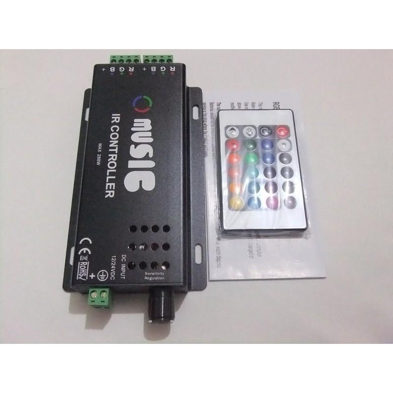 Rgb Music Control (120 Watt)