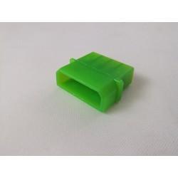 Molex Erkek Konnektör (UV - Yeşil)