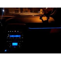 Mavi Neon (Çıkıntılı) (3 Metre)