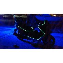 Yeşil Neon (Çıkıntılı) (3 Metre)