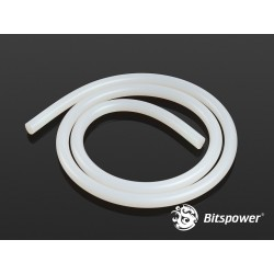Bitspower Hard Tube Silicone Bending for ID 12MM 50cm Slicon- Beyaz