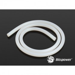 Bitspower Hard Tube Silicone Bending for ID 10MM 50cm Slicon- Beyaz