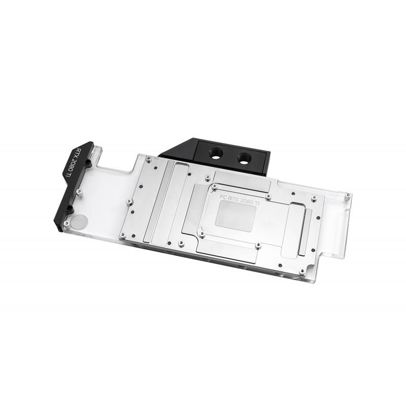 EK-Vector RTX 2080 Ti RGB - Nickel + Plexi