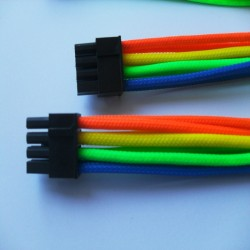MM_Cables RAINBOW Uzatma Takım