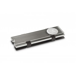 EK-M.2 NVMe Heatsink - Nickel