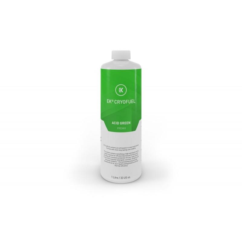 EK-CryoFuel Acid Green Premix 1000mL Sıvı - Yeşil