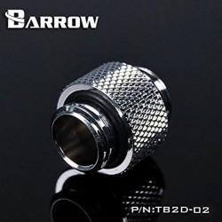Barrow 10mm Male to Male Uzatma Aparatı –  Silver