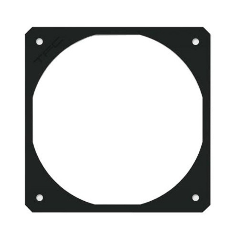 Feser Xvibe120 120mm Fan Sessizleştirici Pad Siyah