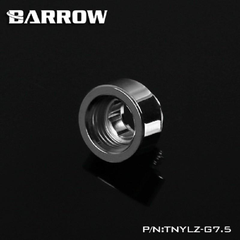 Barrow 7.5mm Uzatma Rakoru M-F – Gümüş