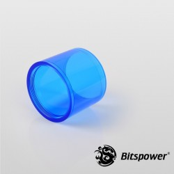 Bitspower Z-Tube 50(ICE Blue)