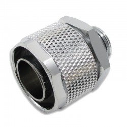 Thermochill High Flow 13-19mm Sıkmatik Hortum Rakoru - Silver