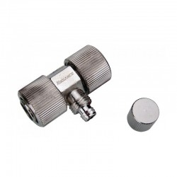 Koolance Drain Valve for ID 13mm Tahliye Vanası - Nikel