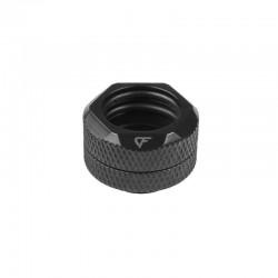 Nanoxia CF1 G1/4 16mm Hard Tube Rakor - Siyah