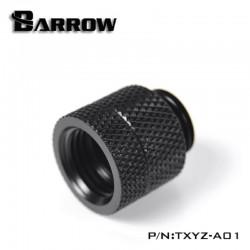 Barrow Male to Female Rotary - Siyah