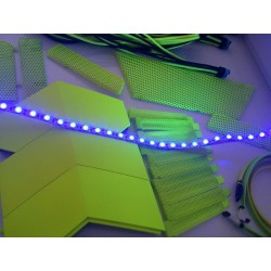 Uv Şerit Led (60 Led/M/3 Çipli)