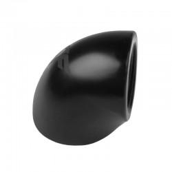 Nanoxia CF 90° 2F G1/4 Adaptör - Siyah