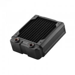 HardwareLabs Black Ice Nemesis GTX 120 Radyatör - Siyah Carbon