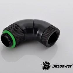 "Bitspower G1/4"" Matt Black..."
