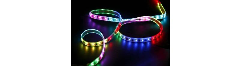 RGB Şerit Ledler