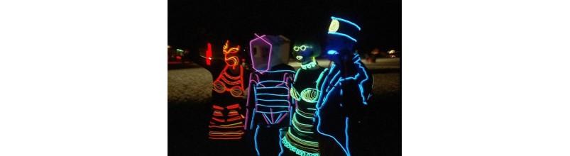 Kostüm Tasarım Neonları